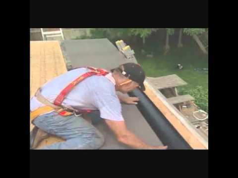 Guía de instalación para Tejas Asfálticas - Techos de baja pendiente