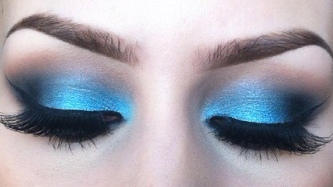 The Best Eye Shadow Tutorial for Blue Eyes  Makeupcom
