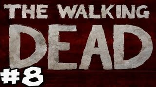 The Walking Dead Episode 1: A New Day Walkthrough Ep.8