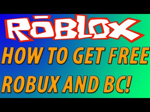 Roblox: How to get FREE ROBUX and BC 2014 (WITH WORKING PROOF!)