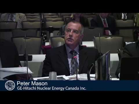Presentation by GE Hitachi Nuclear Energy Canada Inc. staff