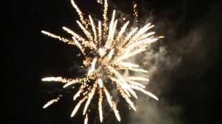 Vuurwerk Venray 2013 JCV