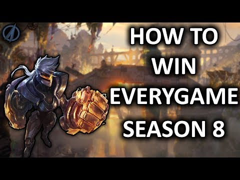 How to WIN EVERYGAME! Vi Jungle Guide | How to Snowball Everygame in Season 8 Gain Elo Easy!