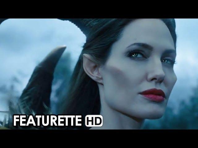 Maleficent Featurette Ufficiale Italiana 'La luce e le tenebre' POD (2014) - Angelina Jolie HD