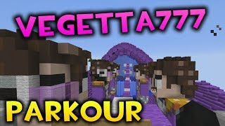 VEGETTA777 PARKOUR PLANETA VEGETTA MINECRAFT PARKOUR
