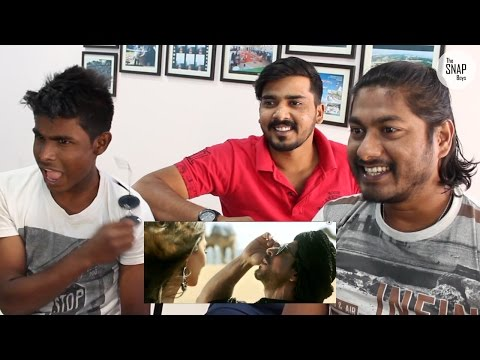 youtube video Zaalima | Raees | Shah Rukh Khan & Mahira Khan Reaction in Hindi & Marathi!! The SNAP Boys Fun to 3GP conversion