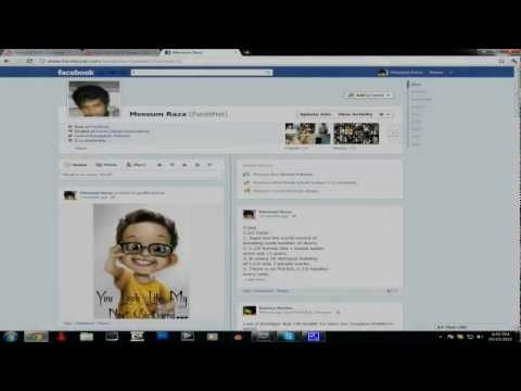How To Switch From Facebook Normal To TimeLine(New) Profile.