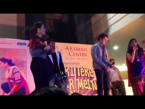 Kareena And Imran at Arabian Centre Dubai 8/11