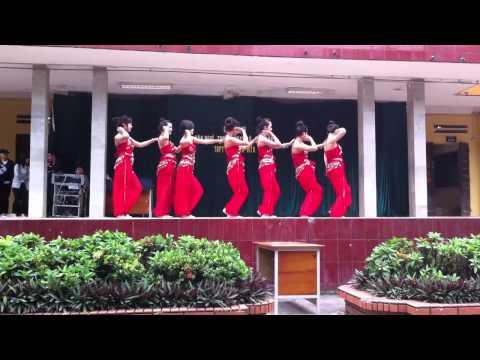Múa Ấn Độ - THPT Lê Quý Đôn Hà Đông
