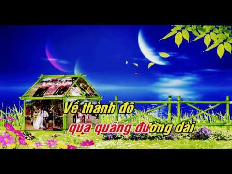 lien khuc hoa cai mai toc - bac trang tinh doi karaoke remix