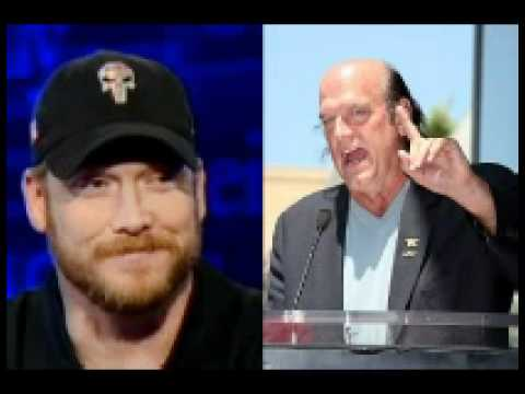 Jesse Ventura Responds - Navy Seal Punch ( FULL INTERVIEW )