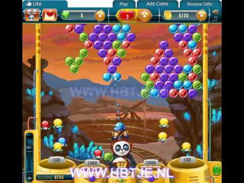 Bubble Origins level 8
