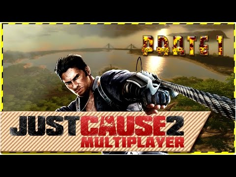 Trabalhando e Viajando no Just Cause 2 Multiplayer