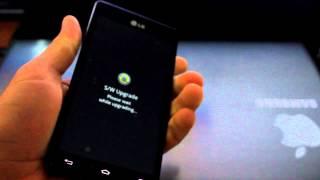 Actualizar LG Optimus 4X HD P880 A JellyBean 4.1.2