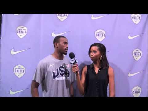 LeBron James Skills Academy: Markel Brown