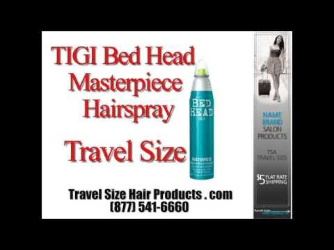 Travel Size Masterpiece by TIGI