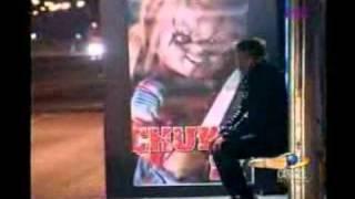 Chucky Asustando Gente!!!