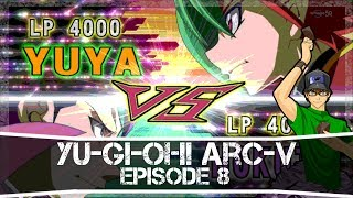 Yugioh Arc V Episode 8 Discussion - Xyzs Synchros & Fusion Duels Soon