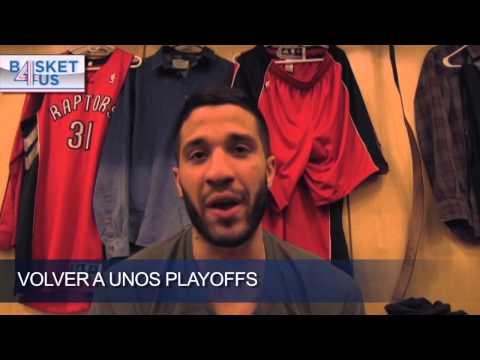 Greivis Vásquez: Podemos dar la sorpresa y ganar varias series
