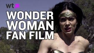 Wonder Woman Battles Nazis in Fan Film  | What's Trending Now