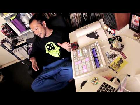 Japanese artist Olive Oil meets Maschine
