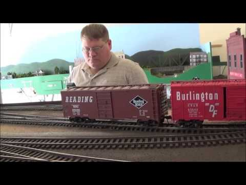 NMRA Roadrunner Division of the Rocky Mountain Region Layout Tour 2016