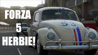 Forza 5: Career Mode Journey: Stage 1 With Herbie The Love