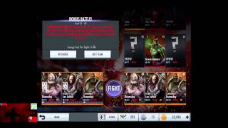 Injustice Gods Among Us IOS Patch 2.0 Farming Credits And