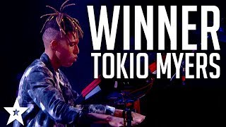 Tokio Myers WINNER   ALL Performances   Britain's Got Talent 2017