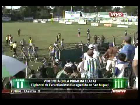 SAN MIGUEL - EXCURSIONISTAS (INCIDENTES 2)