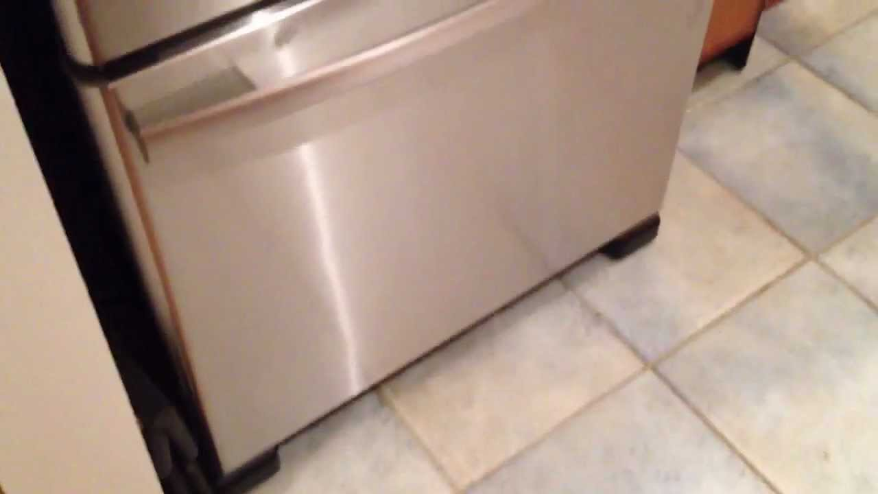 Whirlpool Gold Gb9fhdxws Refrigerator Noise Youtube