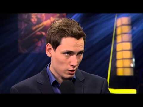 Fnatic vs Copenhagen Wolves post-match Analyst desk | W1D3 S4 EU LCS Summer split 2014