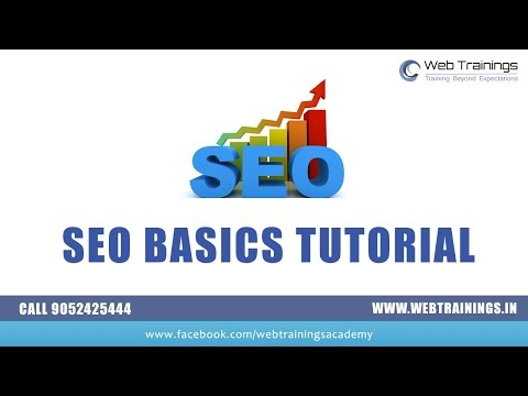 Introduction of Search Engines, SEO Rankings  - Online SEO Training - Part 2