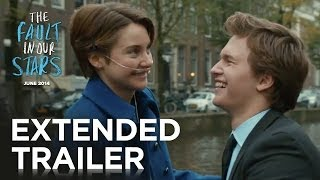 The Fault In Our Stars Extended Trailer [HD] 20th
