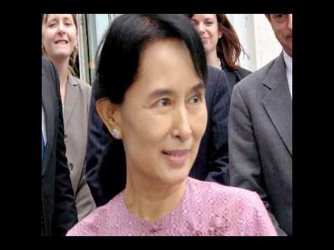 Aung San Suu Kyi : Freedom from FEAR