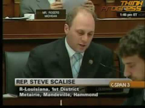 Scalise: 'We're Setting Up A Global Warming Gestapo!' (Full)