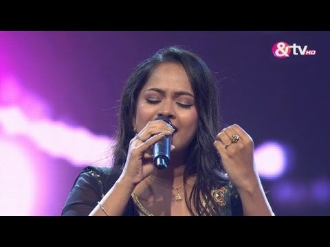 Shwetha Devanahally - Performance - Knock Out Round Episode 15 - January 28, 2017 - The Voice India Season2