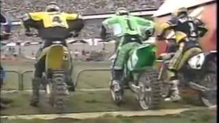 1998 AMA Supercross RD9 From Daytona FL part 2