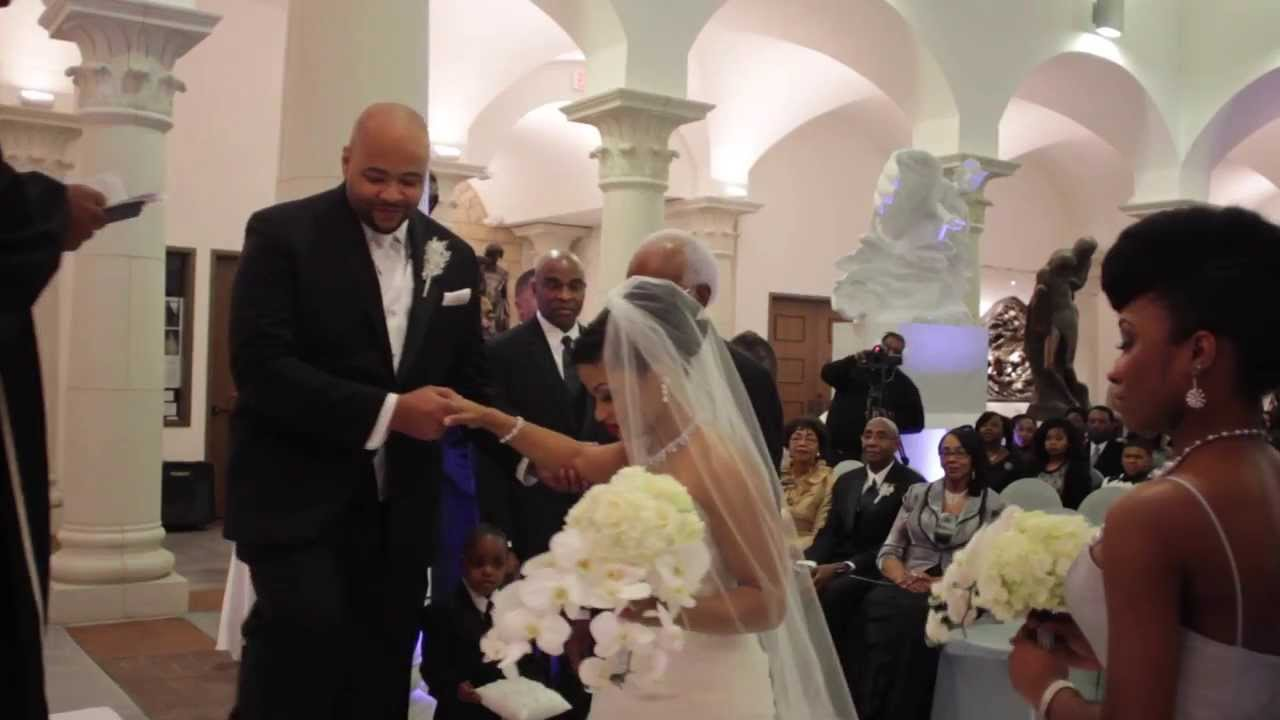 Mr. and Mrs. Jones Wedding Day! - YouTube