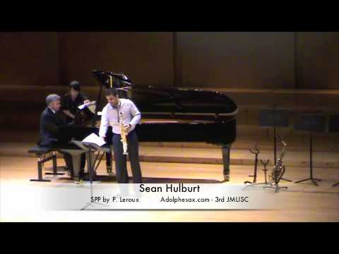 3rd JMLISC Sean Hulburt SPP by P. Leroux