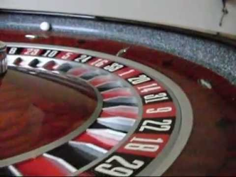 Slow motion roulette spin - 300FPS