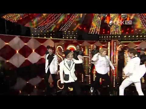 [HD] 130428 SHINee - Why So Serious @ SBS Inkigayo, # SHINee - Why So Serious