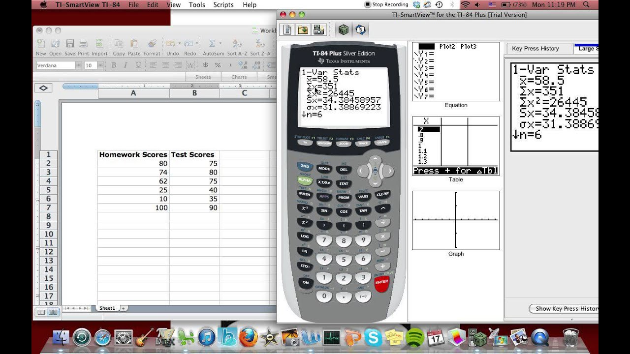 how to find standard deviation on calculator