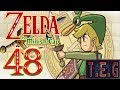 The Legend of Zelda The Minish Cap PART 48 Beaver Anus TEG