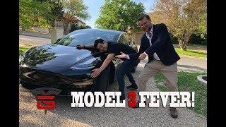 Tesla Model 3 Is Taking Over!