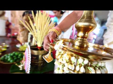 Malayalam cinematic wedding video  Vignesh & Geetha wedding-17-02-2012-1.m4v