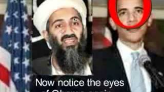 Barack Obama Really Is Osama Bin Laden ? Proof Here Is