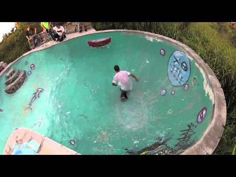 Sector 9 - Billy Skates Pools