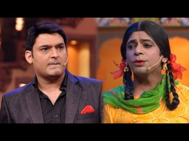 Gutthi Refuses To Return Back On Comedy Nights With Kapil!