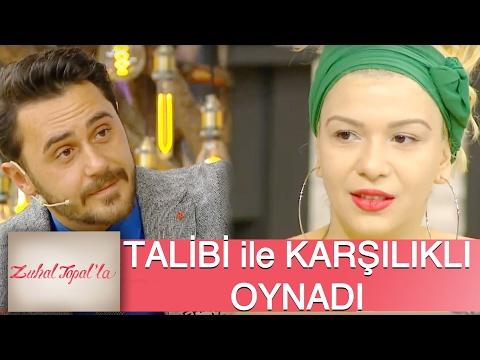 Zuhal Topal'la 123. Bölüm (HD) | Dilek Talibi Ediz ile Karşılıklı Dans Etti